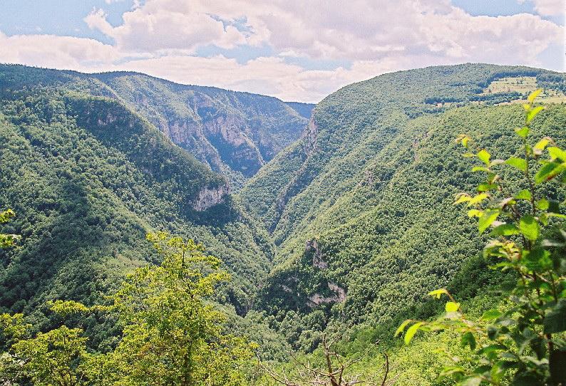 Кањон ријеке Угар (1)